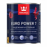 ТИККУРИЛА ЕВРО ПАУЭР 7 C (TIKKURILA EURO POWER 7 C)